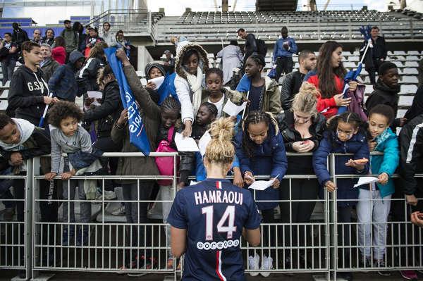 Dokument - Fransk damfotboll bilder
