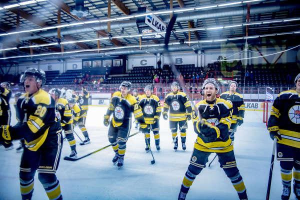 Derby Kiruna bilder