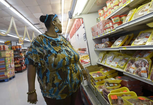 Det feta USA. bilder