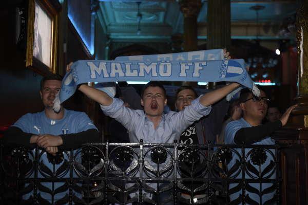 Hela Malmö firar MFF:s guld bilder