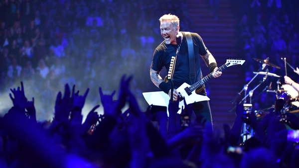 Metallica 5/5 bilder
