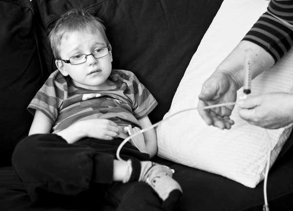 Ingen hjälp till hjärtsjuke Edvin, 8 år. bilder