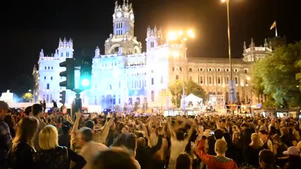 Real Madrid fans bilder