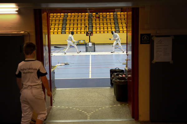 Unga fäktare, Kanikowski Cup, Kalmar  19-20:e oktober bilder